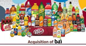 Bai High Valuations in Alternative Beverage M&A