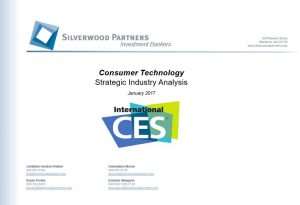 CES Show 2017 – Strategic Industry Analysis