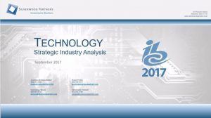 IBC SHOW 2017-Strategic Industry Analysis