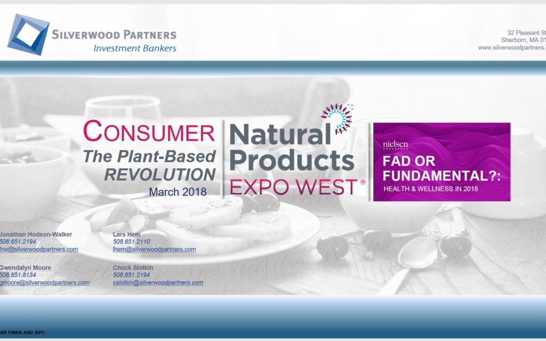 The Plant-Based Revolution – Silverwood Industry Analysis