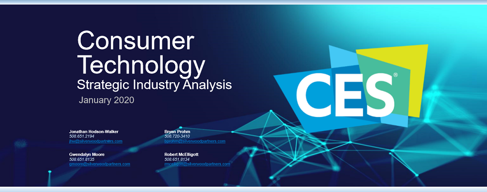 Consumer technology Strategic Industry Analysis – CES 2020