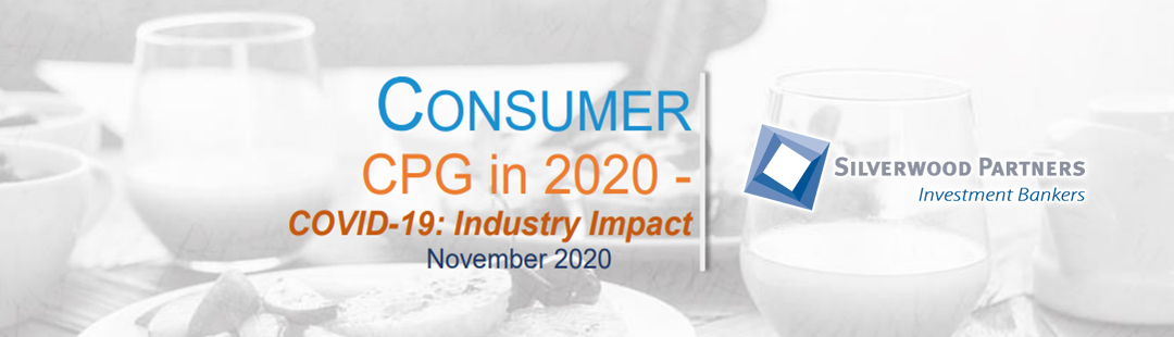 Silverwood Partners Strategic Consumer Industry Analysis – Impact of Covid 19