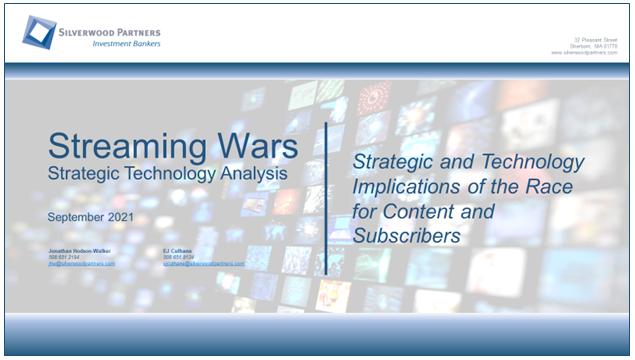 Streaming Wars: Strategic Technology Analysis
